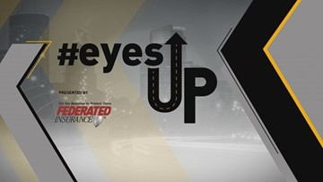 Vote for your favorite #EyesUp PSA