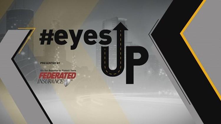 #EyesUP