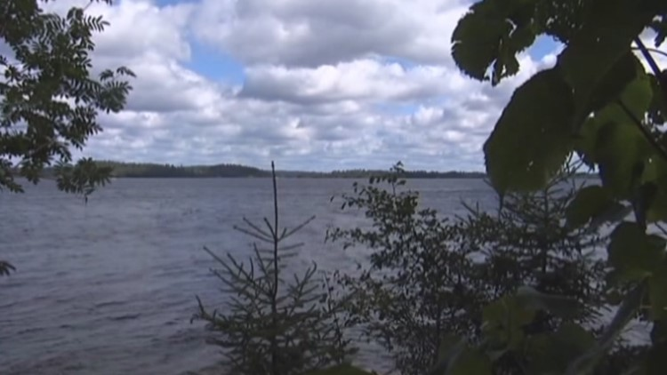 A 75-year-old man from Minneapolis died after his canoe capsized in the BWCA.