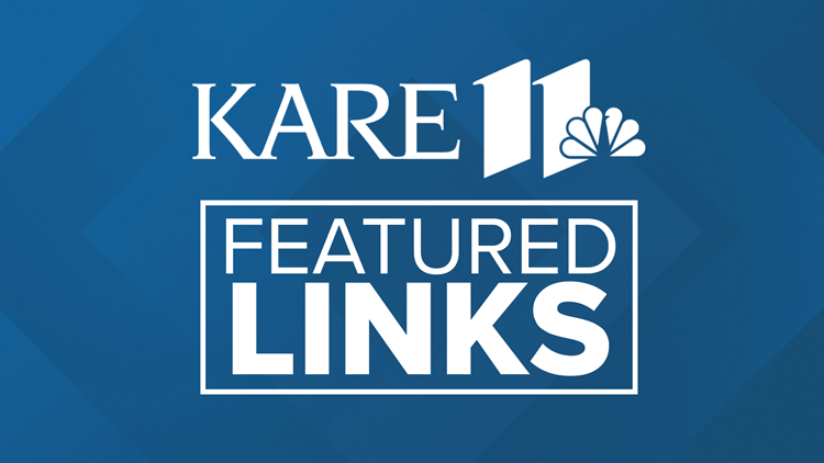 Links featured on KARE 11 News