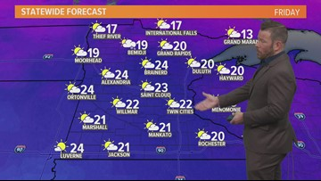 Morning weather forecast 12-07-2018