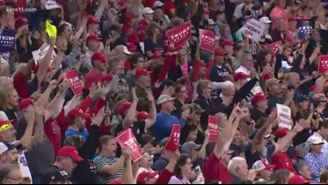 Analysis of President Trump's speech in Minneapolis