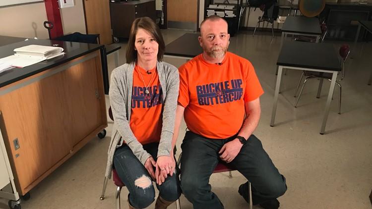 Julie and Matt Maas, Logan's parents