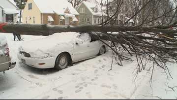 The snow is bad enough, but officials say wind is worse