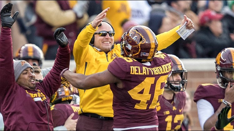 Whalen joins PJ Fleck, Bob Motzko, Hugh McCutcheon and Brad Frost to form what Tim McNiff says is the most impressive collection of coaches that has ever been on campus at the same time.
