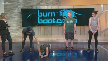 Burn off Thanksgiving with 'Planksgiving'