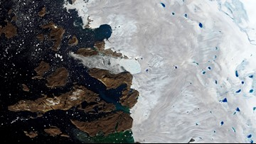 WeatherMinds: Ice loss in the arctic