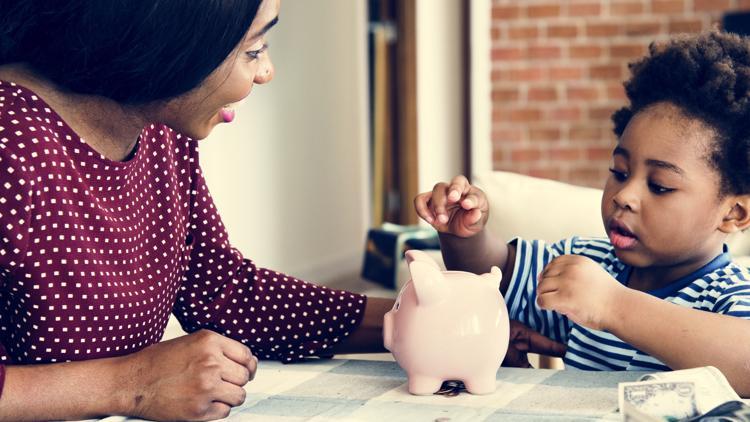 Financial Literacy Month: 5 tips to teach kids money management
