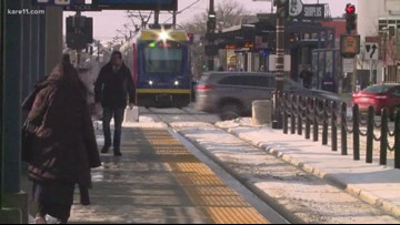 Teens arrested in light rail assaults