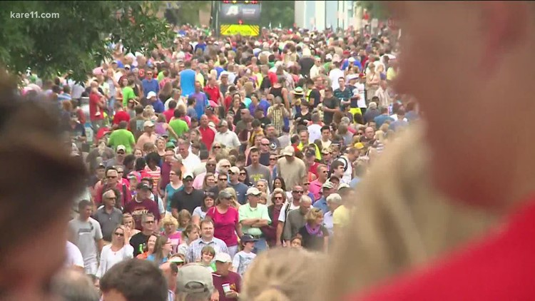 Walz: Minnesota State Fair should be 'pretty close to normal'