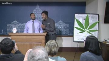 Emotion runs high in MN debate on legalizing marijuana
