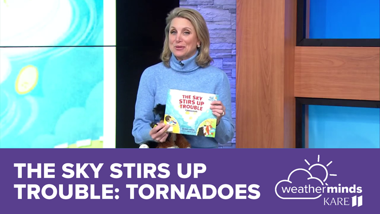 WeatherMinds Books: The Sky Stirs Up Trouble