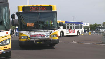 Getting to the Fair: Changes to Park & Ride, State Fair Express