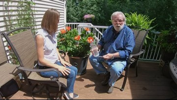 Grow with Kare: Keeping thirsty plants watered