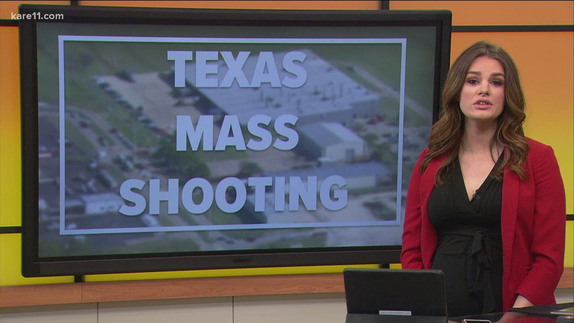 Texas sees two mass shootings in less than 24 hours