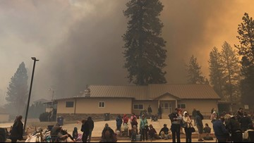 They escaped the worst wildfire in California history-- and then moved to Minnesota
