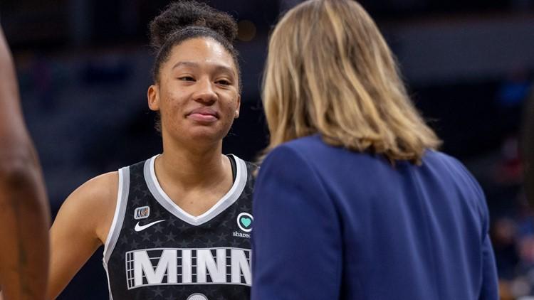 Late free throws help Lynx sink Mystics in season finale