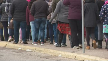 Holiday shoppers getting an early start