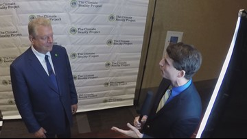 Al Gore: Twin Cities playing 'important leadership role' on climate change