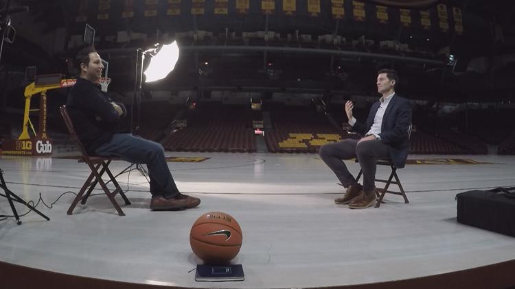"""Dave Schwartz and Blake Hoffarber discuss """"The Butt Shot"""""""