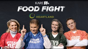 Countdown to the KARE 11 Food Fight