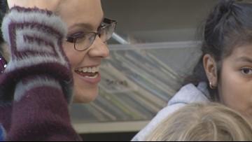 Minneapolis 3rd-grade teacher wins national 'Honored' Award