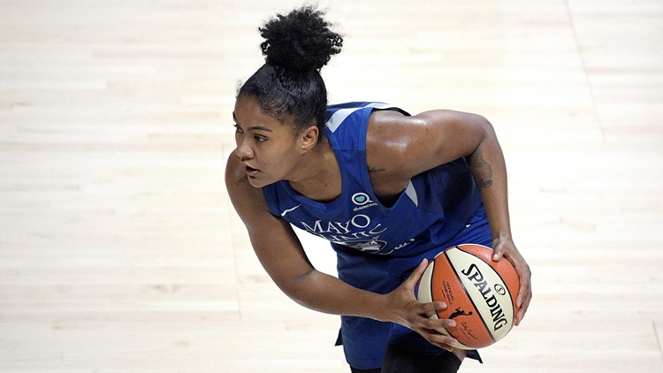 Dantas scores career-high 28 points in 86-83 Lynx win