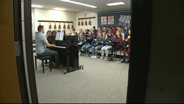 Beloved St. Paul teacher's growing music program in need of support