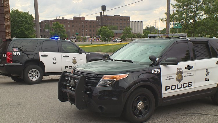 Police Respond To Car In Building, Find Man Fatally Shot
