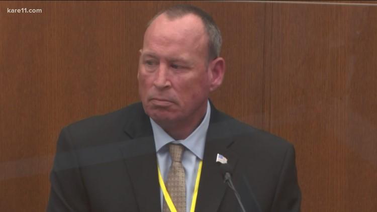 Derek Chauvin trial: Retired officer Scott Creighton testifies on Floyd's 2019 arrest
