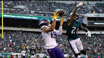 Eagles return to MN 2 years after Superbowl for crucial Vikings matchup