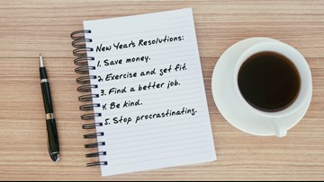 Setting resolutions that stick beyond the new year