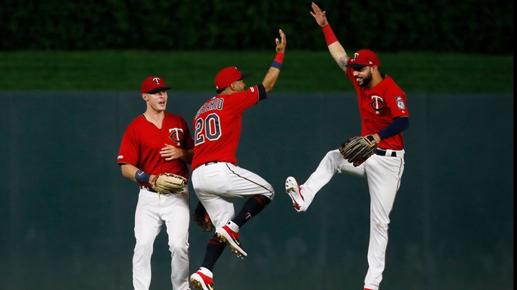 Cruz, Twins cruise to 14-4 win over White Sox