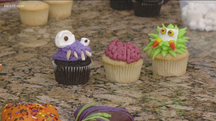 Angel Food Bakery dishes out some spooky treats in time for Halloween