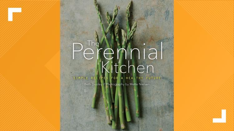 Beth Dooley's new cookbook, plus a green salad recipe!
