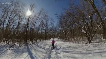 MN 360: Fat tire biking sisterhood