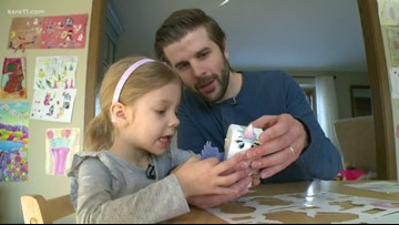 Minnesota-made 'Cubles' gives kids foldable fun