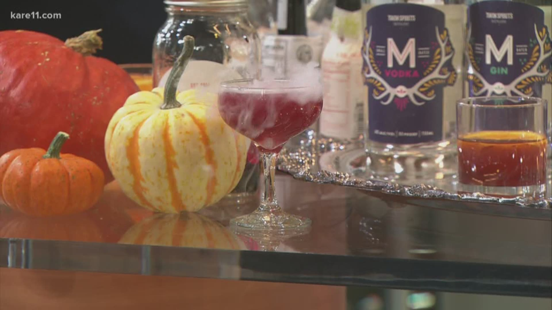 Recipe Witches Brew Halloween Cocktail Kare11 Com