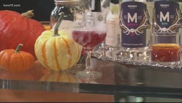 Recipe: Witches brew Halloween cocktail