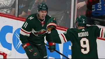 Mikko Koivu scores shootout winner in 1,000th game, Wild top Stars 3-2