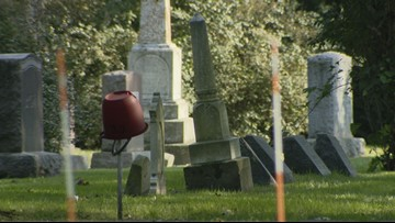 Tensions still running high at Cottage Grove Cemetery