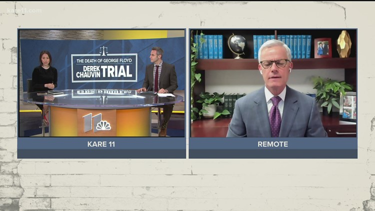 Expert speaks on what to expect from Chauvin trial in week three