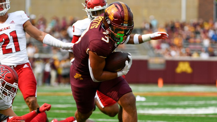 Gophers RB Trey Potts done for season with undisclosed injury