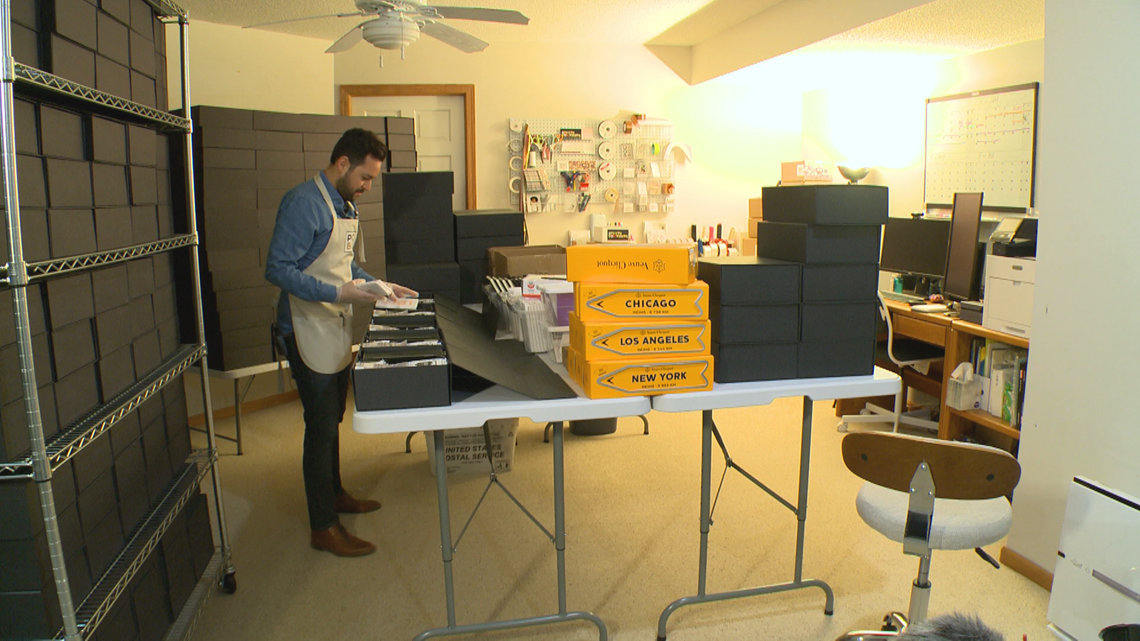MN-based gifting company promotes BIPOC makers through 'POC Box'