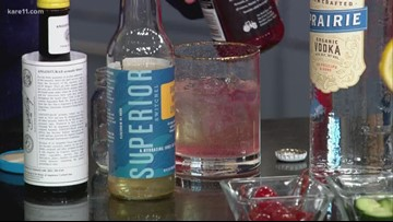 RECIPE: Cocktail and Mocktails with Superior Switchel