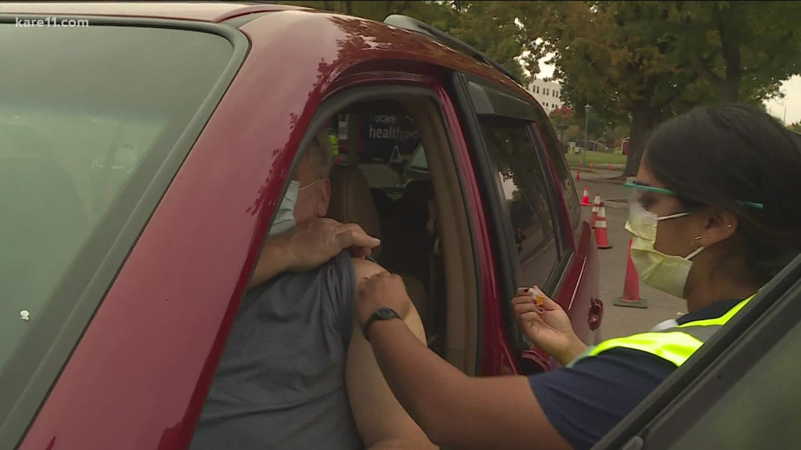 Health Fair 11: Drive-up flu shot clinic