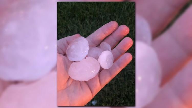 Prior Lake hail Sara Savoy