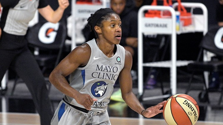 Lynx's Dangerfield named WNBA Rookie of the Year; Reeve wins Coach of the Year