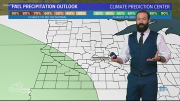 WeatherMinds: Fall Temperature Outlook