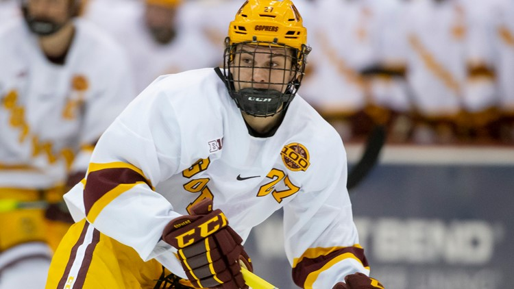 All 5 Minnesota D-I men's hockey teams to play in NCAA Tournament